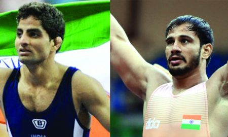 Asian Competition, Rajendra Kumar, Harpreet Singh, Bronze, Greco Roman