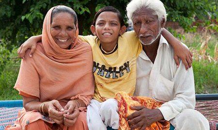 Grandparents, Together, House