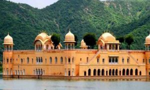 Youth, Suicide, Jumping, Jal Mahal