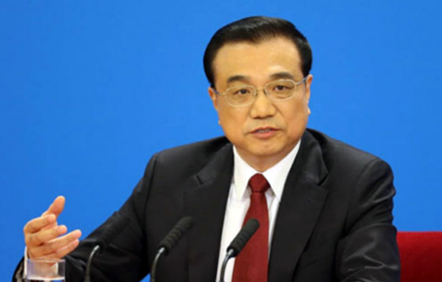 Li Keqiang, Chinese, Premier