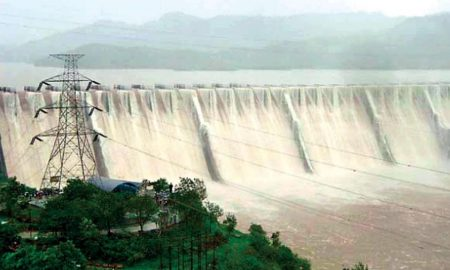 Narmada, Water Supply, Drop, Water, Shutdown