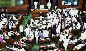 Discussion, Disbelief Proposal, BJP, Narendra Modi, Congress, Rahul Gandhi, Sonia Gandhi