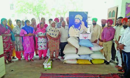 Dera Sacha Sauda, Needy Peoples, Welfare Works, Gurmeet Ram Rahim