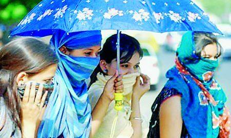 Rajasthan, Temperature, Summer