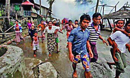 Rohingyou's, Presence, Big Crisis, Artical