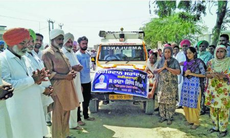 Thana singh Insan, Body Donate, Medical Research, Welfare Works, Dera Sacha Sauda, Saint Dr. MSG