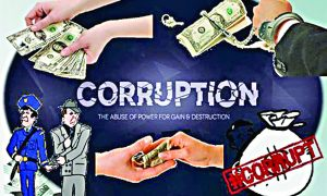 Highest, Revenue Department, Corruption