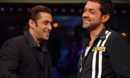 Salman, Bobby Deol, Film, Race 3