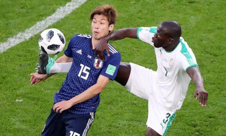 Japan, Senegal, Draw