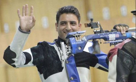 Shooting, Chain Singh, Gold, Narang, Silver, Medal, Sports