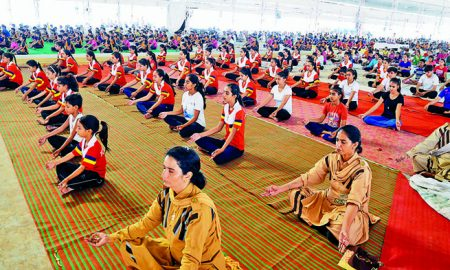 International, Yoga Day, Dera Sacha Sauda
