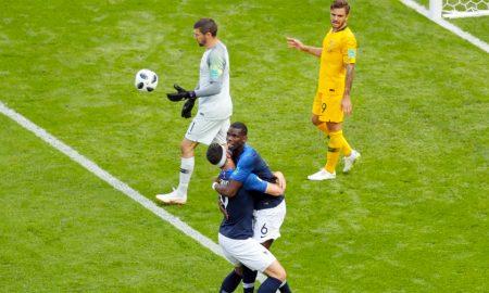 France, Australia, Football, Worldcup, Sports