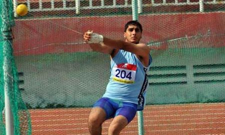 Jakhar, Gold, Asian Junior Athletics, Sports