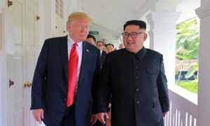 Donald Trump, Raised Issue, Human Rights, Kim Jong Un