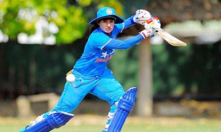 Indian, Women, Won, Match, 142 Runs, Sports