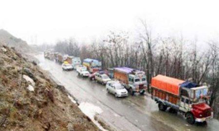 Traffic Relief, Ladakh Highway