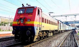 Rail Services, Kashmir, Postponed