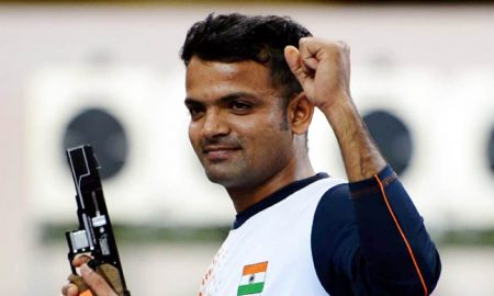 Om Prakash, Vijay, Abadnya, gold, Shooting, Sports