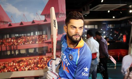 Virat Kohli's, Wax, Statue, Unveiled, Madame Tussauds, Sports
