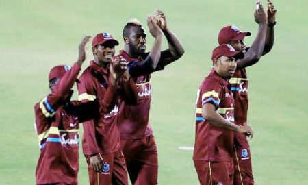 West Indies beat World XI by 72 runs