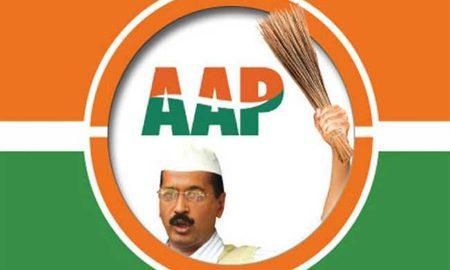 Delhi, Entangled, AAP