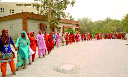 Asha Workers, Protest, Haryana