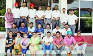 Baba Farid, Students, Job, Selection, Punjab