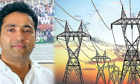Churu, MLA, Rahul Kaswan, Electricity