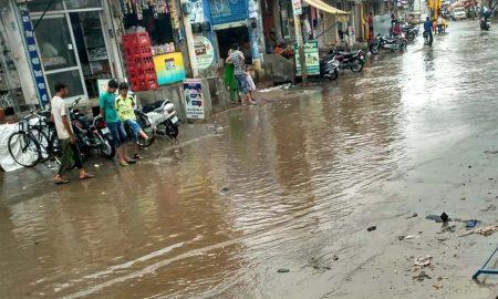Heavy, Rain, haryana