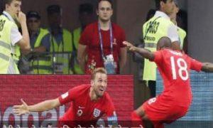 England, won, Kane's, Double