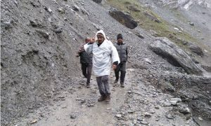 Himachal Pradesh, Manali-Leh, Highway, Completely, Closed