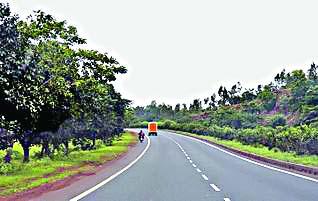 Delhi,Gururgram,Jaipur, NH-48, Made, Bloody Highway