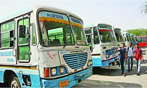 Haryana Roadways, Increase, Number Buses, UP