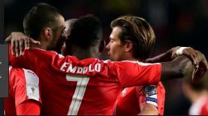 Switzerland, Victory