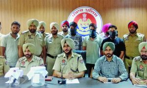 Thief, Arrested, Punjab Police