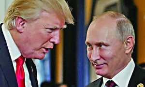 Trump, Putin, Will, Raise, Meeting