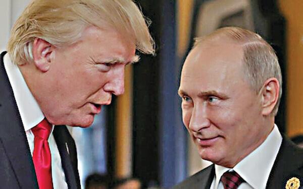 Trump, Putin, Will, Raise, Meeting