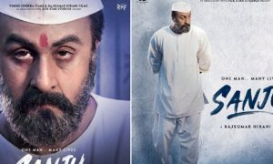Sanju crosses Rs 500 crores