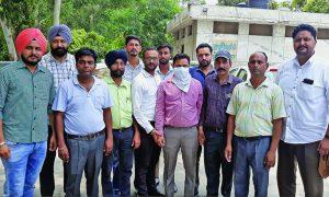 Vigilance, Nabbed, ASFO, Bribe, Punjab