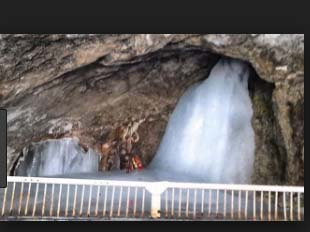 Amarnath, yatra, Restored, Pahalgam, Route