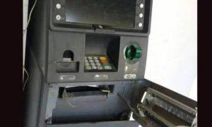 Robbery, ATM Robbery, Haryana