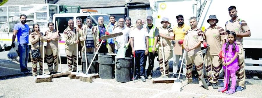 Cleanliness Campaign, Dera Sacha Sauda, Dera Followers, Gurmeet Ram Rahim