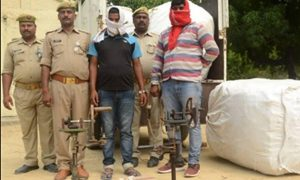 Illegal Liquor Factory, Seized, Arrested