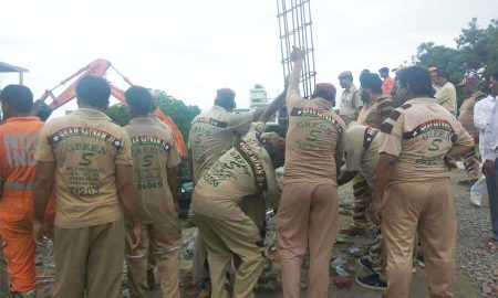Mission Humanity, Ghaziabad Buliding Collapse, Dera Sacha Sauda, Saint Dr. MSG, Welfare Works