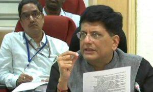Sanitary Pads, GST, Finance Minister Piyush Goyal