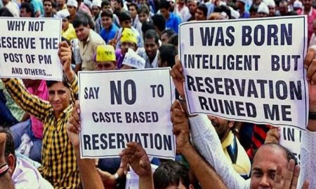 Reservation, Requisition, Challenge, Government, Editorial