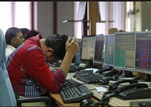Sensex, 266 points, Nifty, Snaps, 107 points