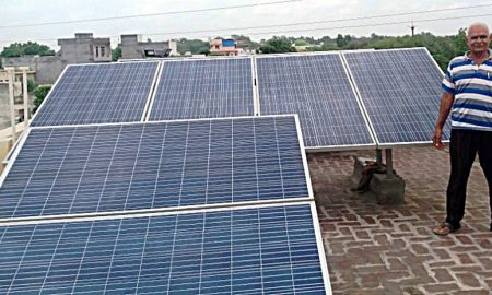Electricity Bills, Solar Energy, Villagers, Savings, Haryana