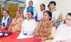 Women Congress, Opposition , Triple Divorce, Haryana