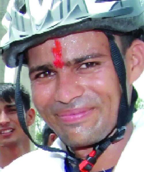 Sachin danauda: A Cyclist Starts Cycle journey from Arunachal To Gujarat